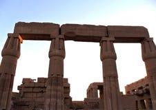 Египет, Луксор - Thebes Стоковые Изображения RF