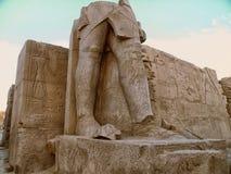 Египет, Северная Африка, висок Луксора, Karnak Стоковая Фотография RF