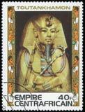 Египет - штемпель почтового сбора Стоковая Фотография