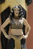 египтянин costume Стоковое Изображение