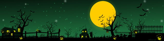 легко редактируйте ночу изображения halloween для того чтобы vector Стоковые Фото