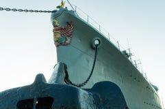 Его тайский корабль высочества на музее Стоковое Изображение RF