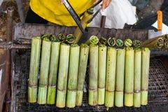 Еда бегства Khao тайская стоковые фото