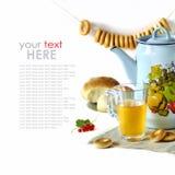 еда десерта хлебопекарни Стоковые Фото