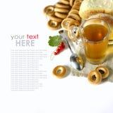 еда десерта хлебопекарни Стоковое Изображение