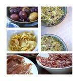 Еда для питья Стоковая Фотография RF