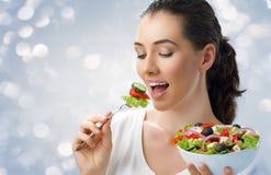 Еда здоровой еды стоковая фотография rf