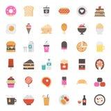 Еда и напиток Стоковое Изображение