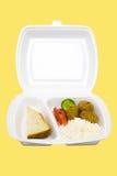 еда контейнера Стоковые Фотографии RF