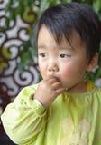 еда младенца милая стоковые изображения rf