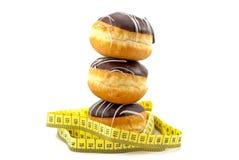 еда нездоровая Стоковое Изображение RF