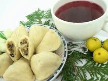 еда рождества Стоковые Фото