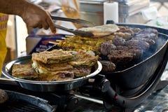 еда среднеземноморская Стоковые Фото