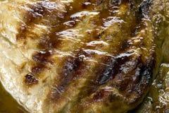 Еда стейка говядины био стоковое изображение rf