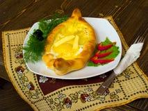 еда традиционная Стоковая Фотография