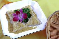 еда фарфора торта вкусная glutinous Стоковое Изображение RF