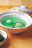 еда фарфора abalone вкусная Стоковая Фотография RF