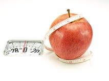 еда яблока fruits здоровое питание Стоковые Изображения RF