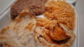 Еда Chiken здоровая стоковое фото rf