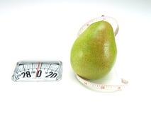 еда fruits здоровая груша питания Стоковая Фотография