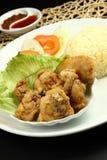 еда oriental Стоковое фото RF