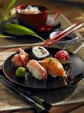 еда oriental Стоковые Фотографии RF
