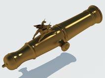 Единорог карамболя Стоковые Изображения RF