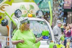Ежегодный фестиваль UFO в McMinnville Орегоне Стоковые Фото