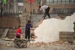 Ежедневная жизнь - Пекин Китай Стоковые Изображения RF