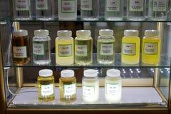 Ежедневные химическое сырье и добавки Стоковые Изображения RF