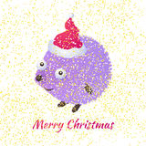 Еж рождества Стоковое Изображение RF