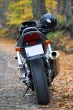 езда мотоцикла Стоковая Фотография RF