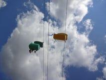 Езда неба Стоковая Фотография