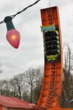 Езда рассказа игрушки, Диснейленд Париж стоковое изображение rf