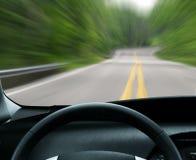 езда скоростная Стоковые Изображения