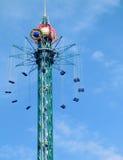 езда 01 fairground Стоковая Фотография RF