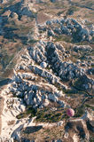 езда ballon воздуха горячая Стоковое Фото