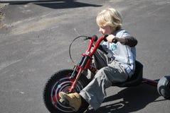 езда bike Стоковая Фотография