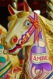 езда carousel Стоковое фото RF