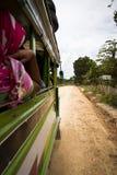 езда jeepney Стоковое Изображение RF