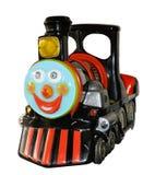 Езда Kiddie локомотивная Стоковая Фотография