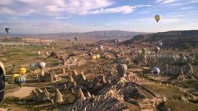 Езда 3 воздушного шара Турции Стоковые Изображения