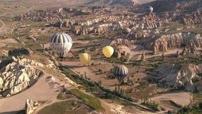 Езда воздушного шара Турции Стоковые Изображения RF