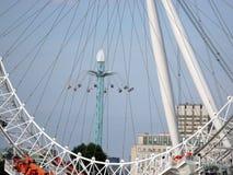 Езда в Лондоне Стоковое Фото