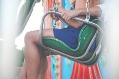 езда масленицы Стоковое Изображение RF