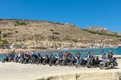 Езда 2015 мира БОРОВА Стоковое фото RF