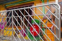 Езда ярмарочной площади Стоковое Изображение