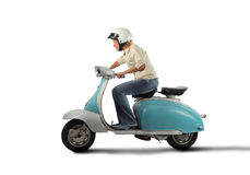 езда Стоковое фото RF