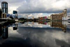 Екатеринбург Россия Сибирь Стоковые Изображения