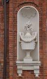 декоративная ваза Стоковое Фото
